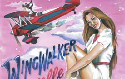 Wingwalking: Danielle Wingwalker