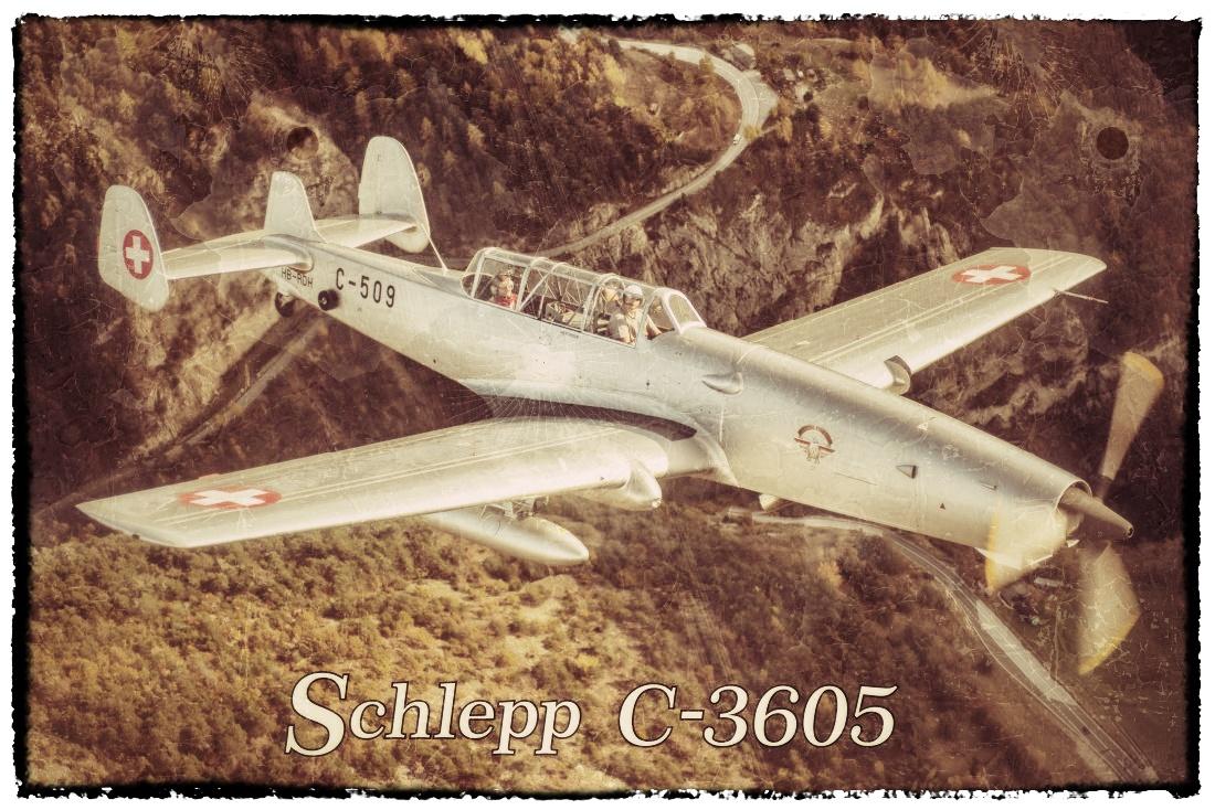 warbirds c-3605